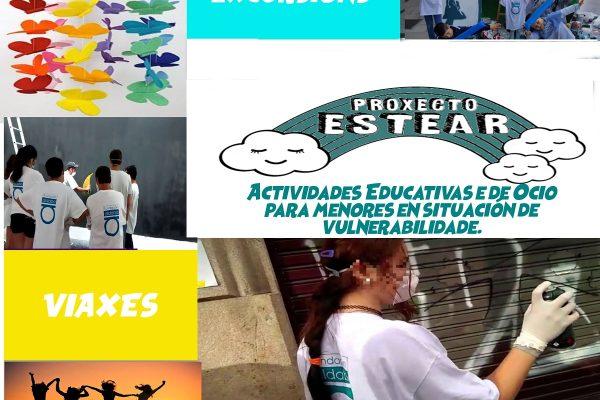 Cartel proyecto Estear
