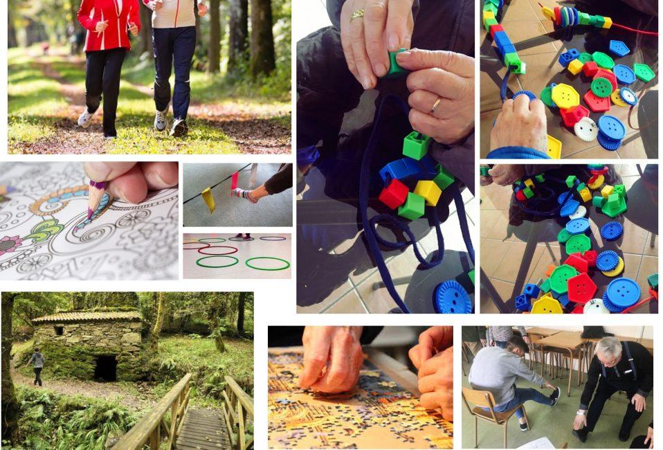 Collague fotos